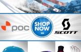 Offerta giacche da sci, caschi da neve e guanti POC e SCOTT