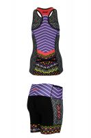 COMPLETO TRIATHLON ZOOT WOMEN'S LTD CALI TRI SHORTS + RACERBACK