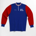 MAGLIA VINTAGE DE MARCHI GREAT BRITAIN NATIONAL TEAM LONG SLEEVE
