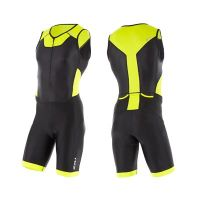 BODY TRIATHLON 2XU MEN X-VENT FRONT ZIP TRISUIT MT4354D