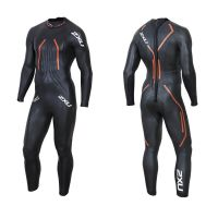 MUTA 2XU RACE MEN'S TRIATHLON WETSUIT MW3813C