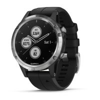 OROLOGIO GPS GARMIN FENIX 5 PLUS GLASS 010-01988-11