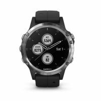 OROLOGIO GPS GARMIN FENIX 5S PLUS GLASS 010-01987