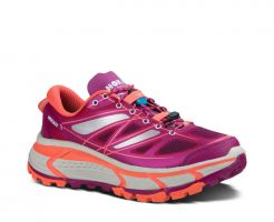 SCARPA TRAIL RUNNING HOKA MAFATE SPEED WOMEN ASTER/NEON CORAL